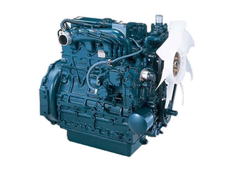 Motor YTO LR4105G72
