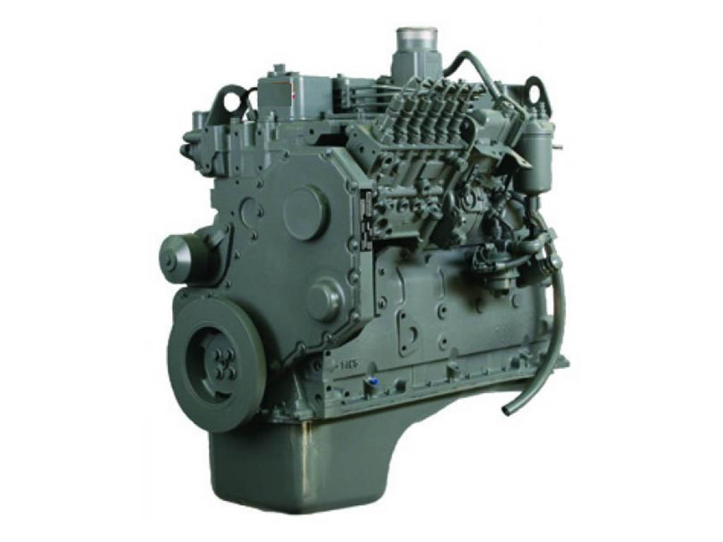 Motor diesel Cummins 6BT 5.9