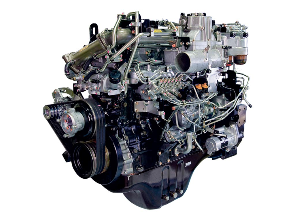 Motor Isuzu CC-6BG1TRP