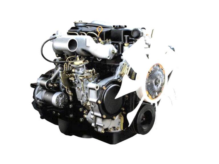 Motor Isuzu BB-4BG1TRP