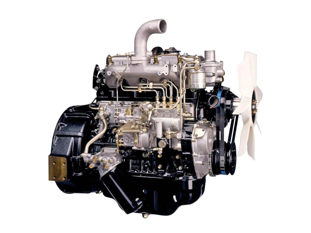 Motor diesel LR4A3-24