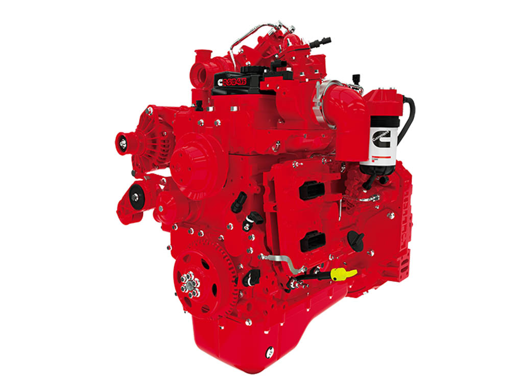 Motor Cummins QSB4.5