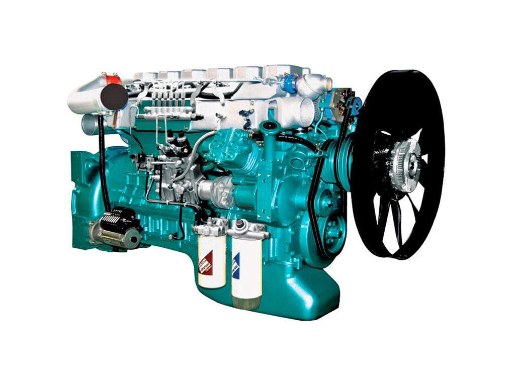 Motor Weichai Deutz WD615.338