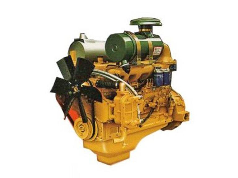 Motor Yuchai YC6108