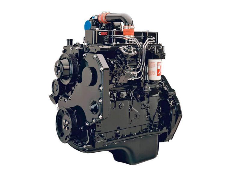 Motor Cummins 4BT 3.9