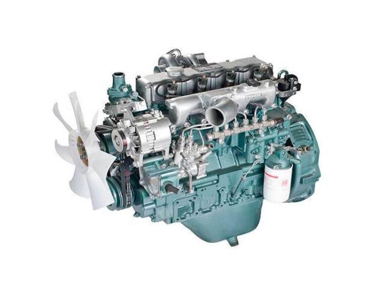 Motor Yuchai YC6B125-T20