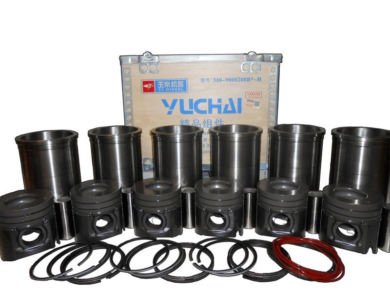 Conjunto de motor Yuchai YC6108